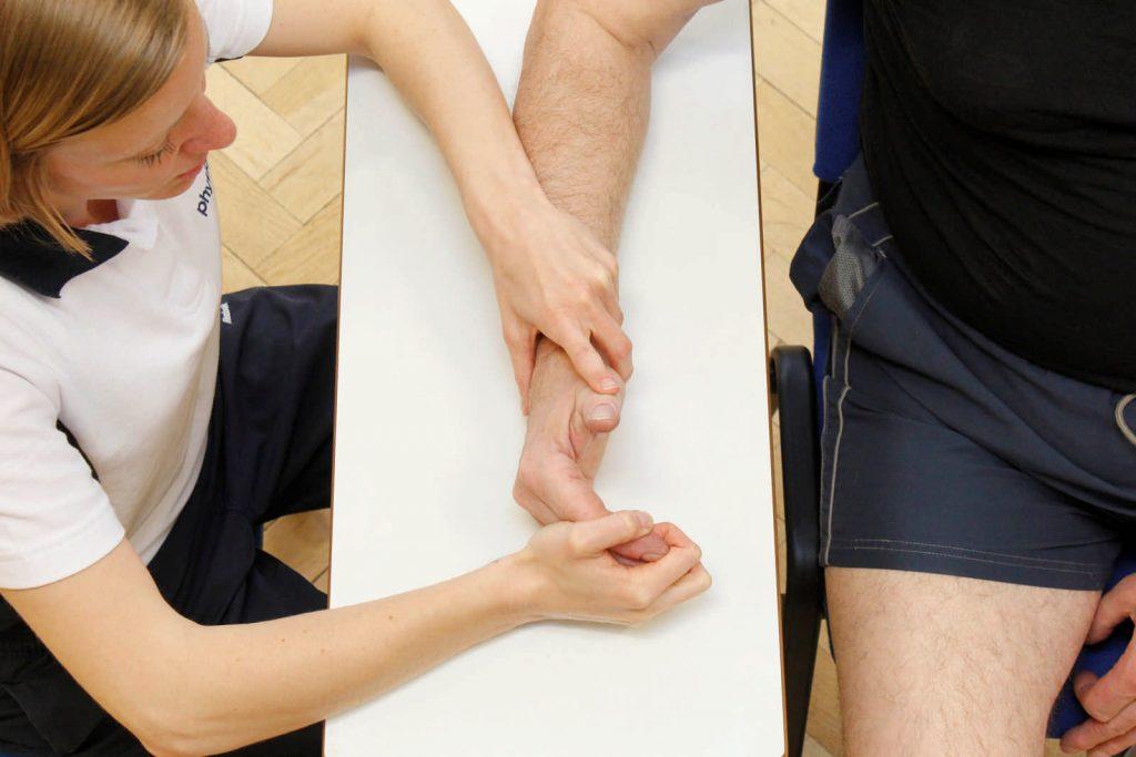 درمان تنگی کانال دست