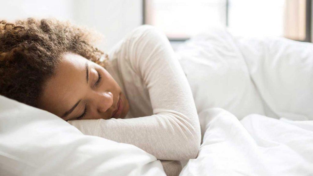 بهبود خواب با ورزش