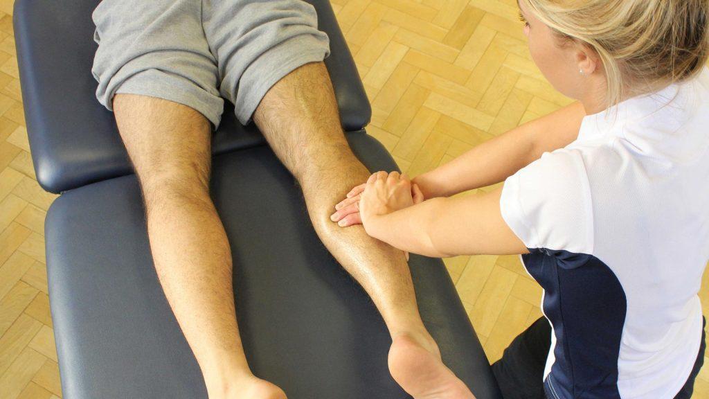 درمان سندروم کمپارتمان مزمن با فیزیوتراپی