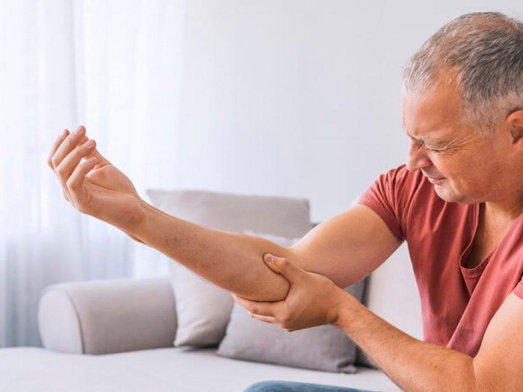 کنترل درد پس از فیزیوتراپی