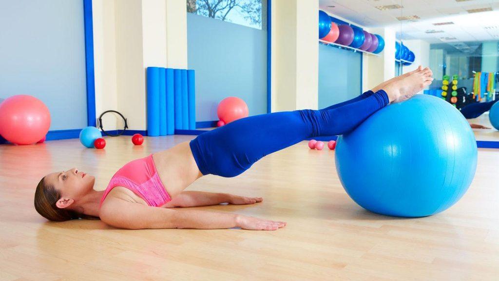بهبود عملکرد عضلات کف لگن در فیزیوتراپی بی اختیاری ادرار