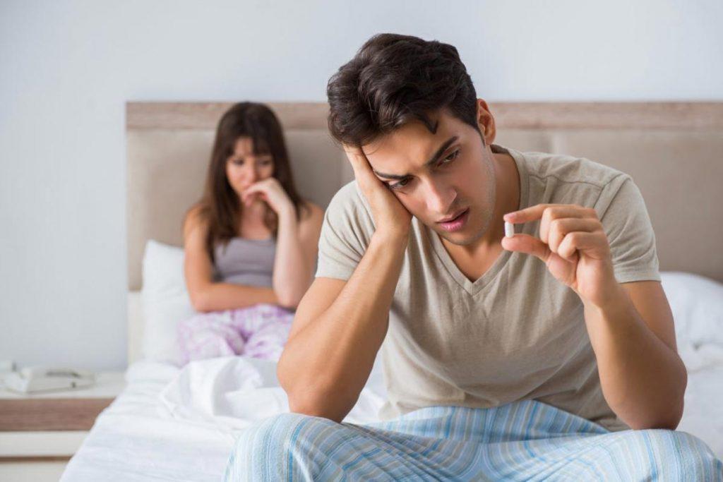 نقش استرس و اضطراب در اختلال نعوظ