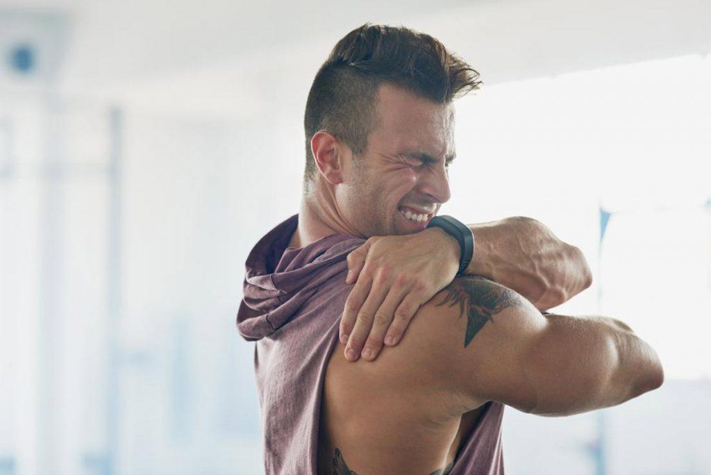 تشخیص علت درد عضله