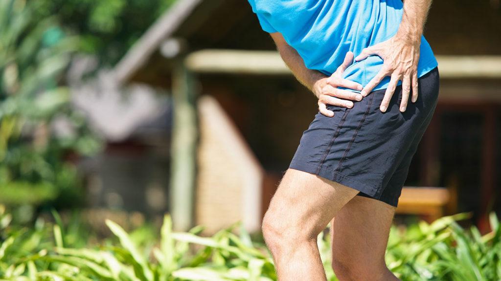 درد کشاله ران پا