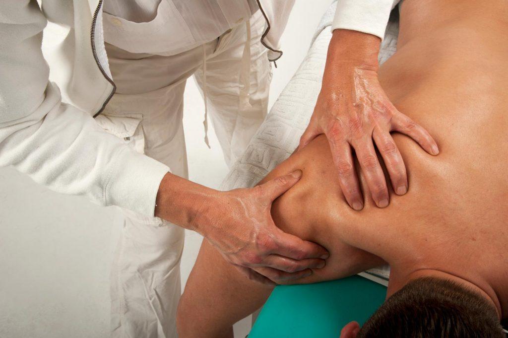 فیزیوتراپی برای سندرم عدم استفاده از عضو و درد شانه و بازوی راست