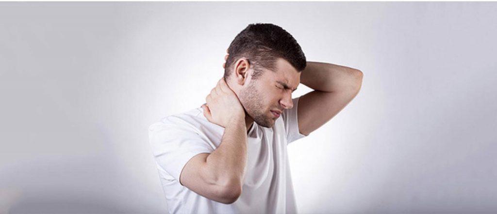گرفتگی عضلات گردن