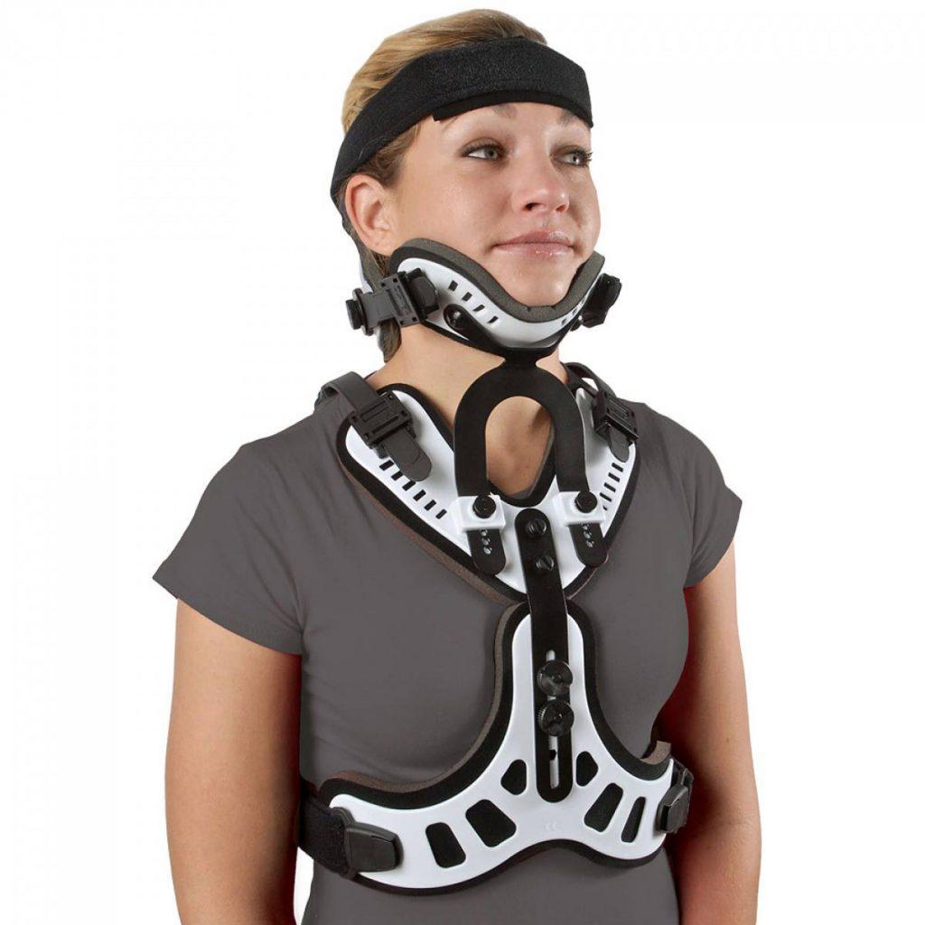 درمان آسیب گردن