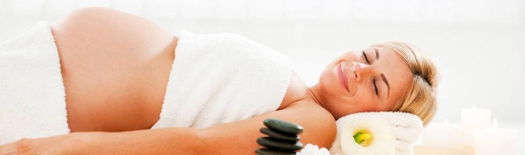 ماساژ تراپی برای کاهش کمردرد در بارداری