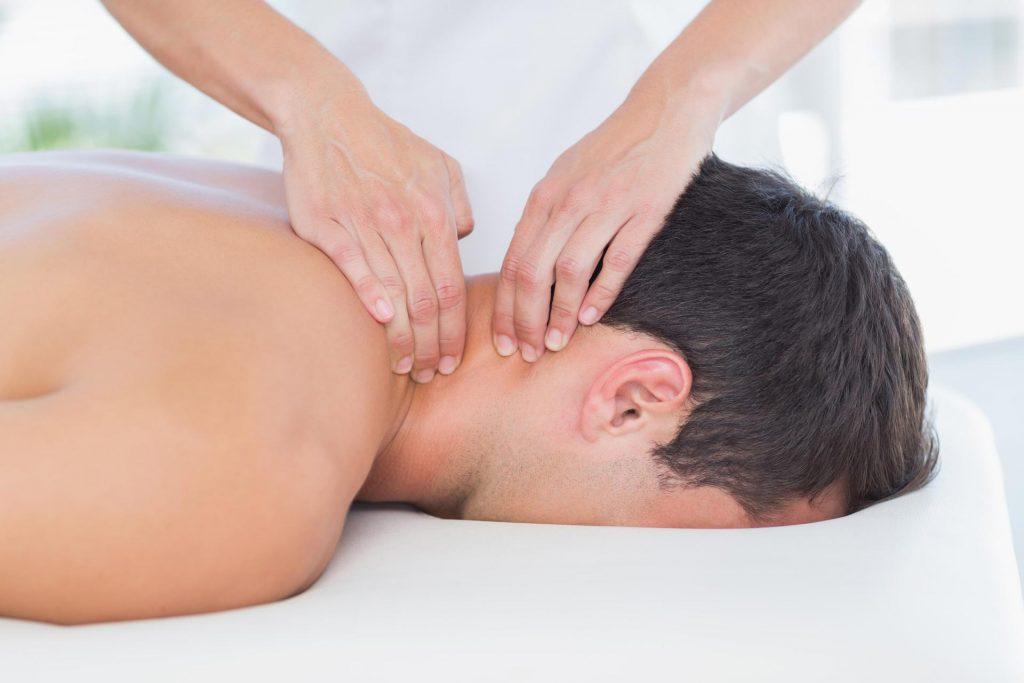 انواع ماساژ درمانی