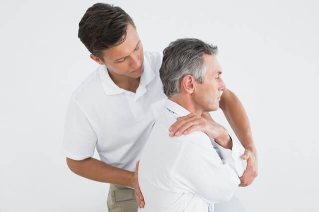 تشخیص کمر درد با فیزیوتراپی