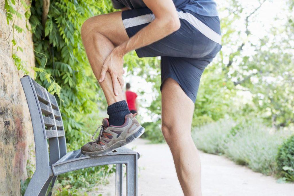 قوی کردن عضله ساق پا