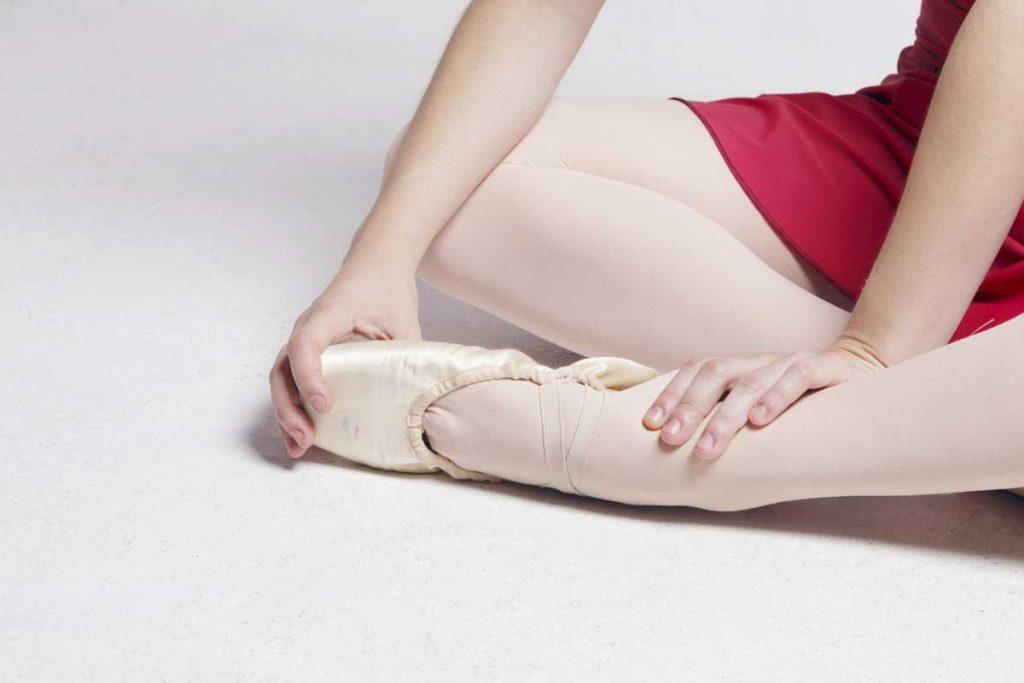 فیزیوتراپی درد کف پا و زیر پنجه پا