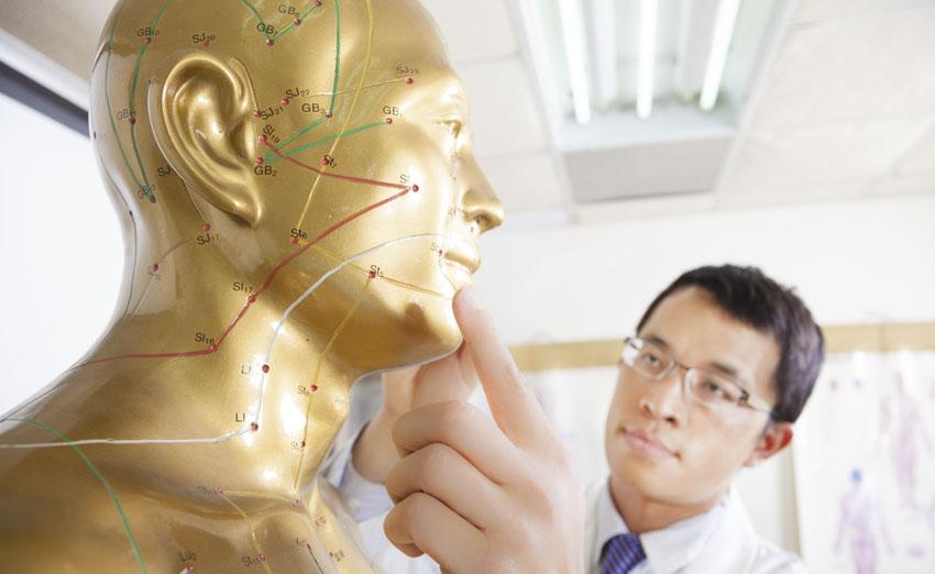 عملکرد طب سوزنی در سکته مغزی