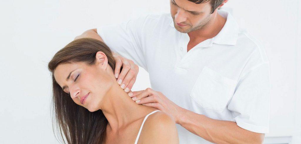 درمان کرپیتوس گردن و فیزیوتراپی