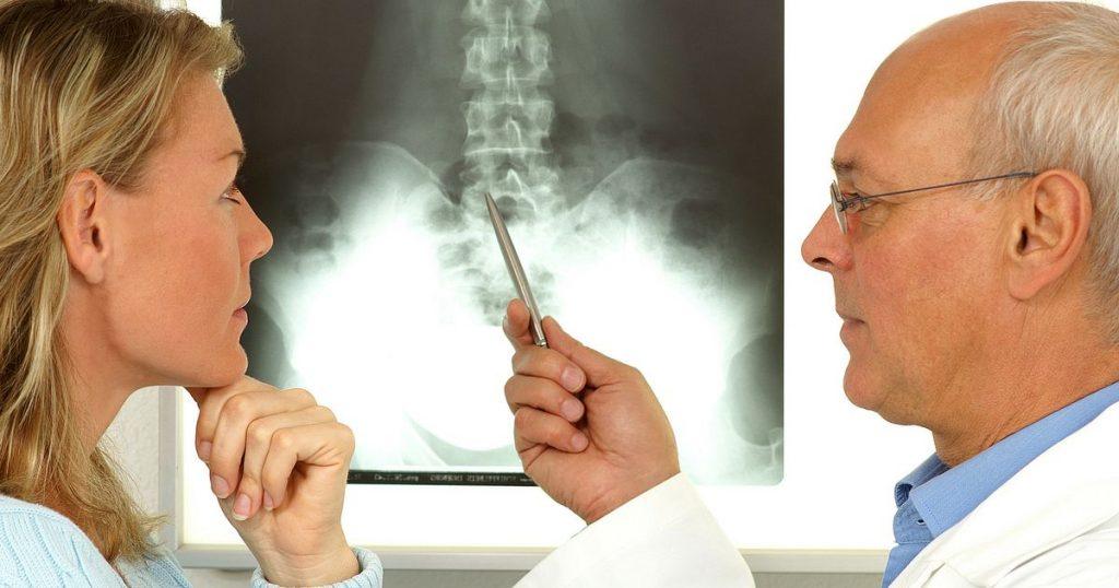 جراحی شکستگی های فشاری ستون فقرات